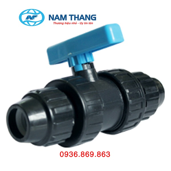 Van Rắc co HDPE